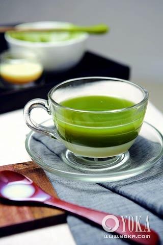 香醇抹茶 冬日提神最佳饮品(5)