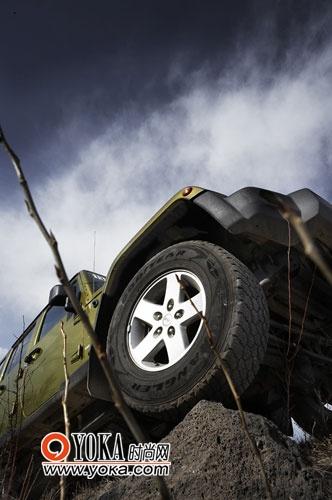 jeep牧马人高清图片