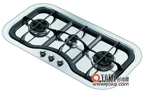 选择适合锅具大小的炉头,使受热更快捷,也是节能的好方法。科宝•博洛尼
