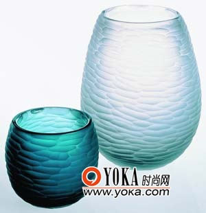 花瓶 Armani Casa