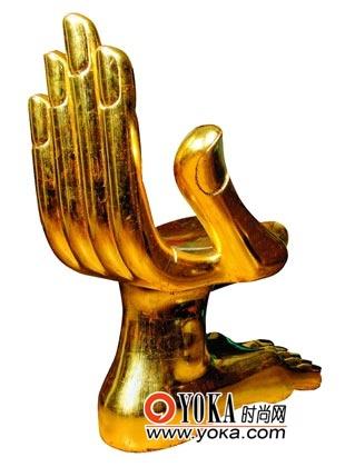 韦斯勒推荐单品:金色纸屑碗