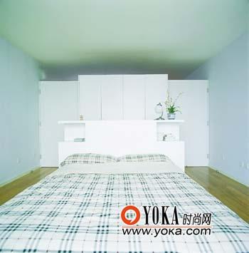 床头的精心设计