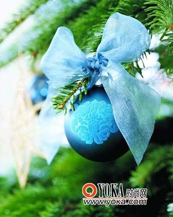 柔情圣诞树