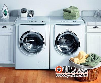 博世洗衣干衣机